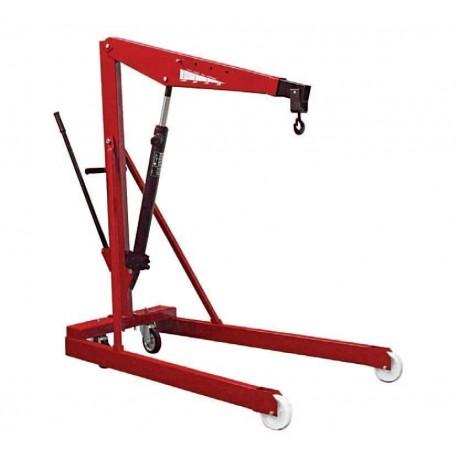 Hidraulični kran (roda) 2000 kg - Werther W143