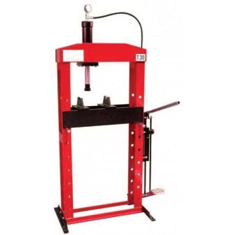Hidraulična presa 10t - Werther PR10PM