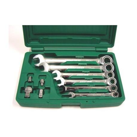 Set viljuškasto-brzih ključeva W45110S