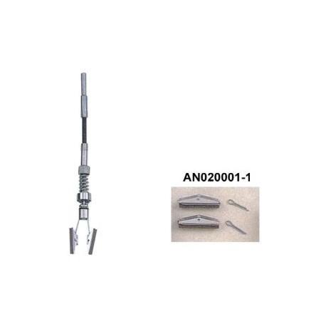 Kamen za honovanje cilindara 18 - 63mm AN020001-1