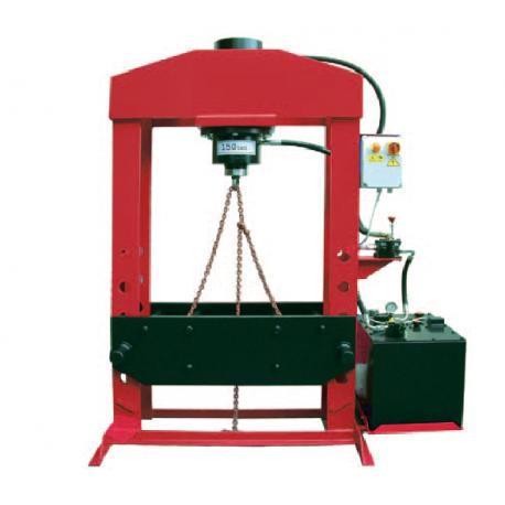 Elektro-hidraulična presa 100T PRM100 - Werther