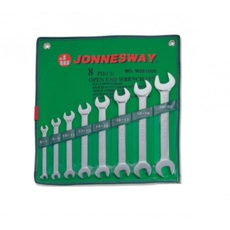 Set vilasto-okastih ključeva 8 kom W25108S