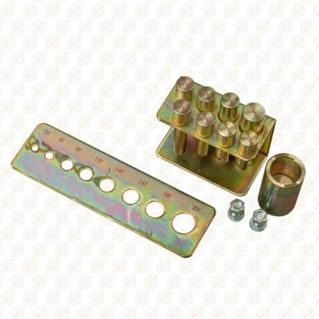 Set adaptera za hidrauličnu presu TL0500PP